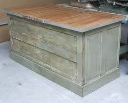 primitive kitchen islands vintage farmhouse kitchen islands antique bakery counter for sale