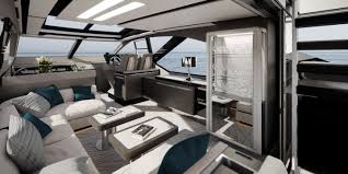 lexus yacht interior luxury azimut s7 yacht with excellent levels of dynamic stability