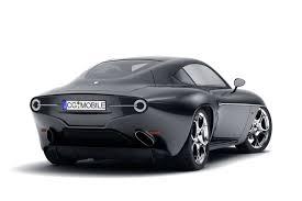 alfa romeo disco volante touring 2013 u2013 3d model