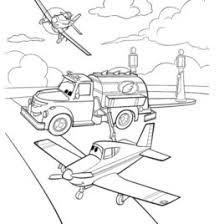 coloring pages disney planes archives mente beta