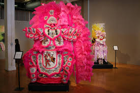 mardi gras suits see the suits of mardi gras indians at artspace