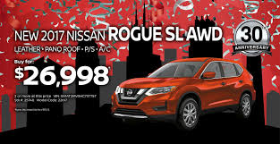 nissan rogue on sale new vehicle specials star nissan