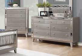 Bedroom Dresser With Mirror Brazia Mirrored Bedroom Furniture