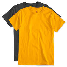 design custom printed hanes comfortsoft lightweight tagless t