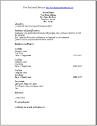 sample resume 3 free blank resume examples samples free edit with