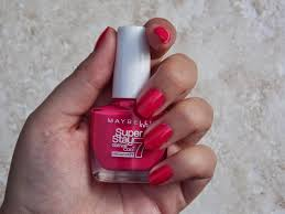 maybelline super stay 7 days gel nail polish review beauty