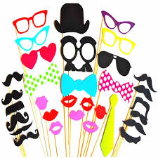 photobooth props aliexpress buy photo booth props 34 pcs set photobooth for