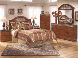 pc fairbrooks estate bedroom set