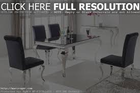 awesome silver kitchen table silver dining room sets photo of good