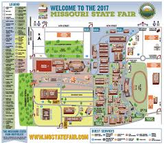 Map Me Here U0027s A Great Map To Help You Navigate The Missouri State Fair