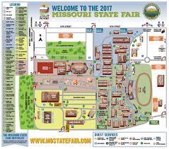 Map Missouri Here U0027s A Great Map To Help You Navigate The Missouri State Fair