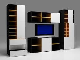 Tv Stands With Bookshelves by Cas Modular Tv Stand Bookshelf Hometone Home Automation