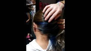 blue ash color ash brown u0026 blue ash by ugly duckling color line youtube