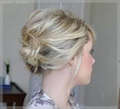 Hochsteckfrisuren Kurze Haar by Kurze Haare Hochstecken Schnell