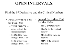 5023 max min optimization ap calculus open intervals find the