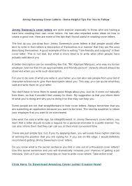 cover letter maker cover letter free creator tomyumtumweb