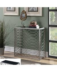 convenience concepts console table amazing deal on convenience concepts gold coast tranquility console