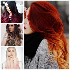 5 stylish ombre hair colors for 2017 new hair color ideas