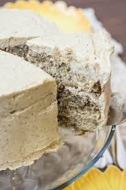 brown butter banana cake with brown butter cream cheese icing