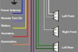 wiring diagram for pioneer stereo wiring wiring diagrams collection