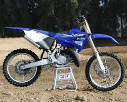 best 2 stroke motocross bike 2015 yamaha yz125 dirt bike test