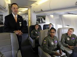 air force airlines how top u s officials fly video huffpost
