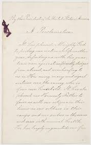 presidential proclamation 118 thanksgiving day 1864 pa flickr