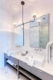 White Cottage Bathroom Vanity by White And Gray Beach Cottage Bathrooms Design Ideas