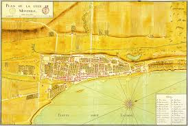 Map Of Montreal File Montreal 1725 Jpg Wikimedia Commons