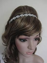 rhinestone headbands bridal headband rhinestone bridal headbands wedding
