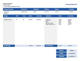 paystub generator checkstub maker software creates pay stubs