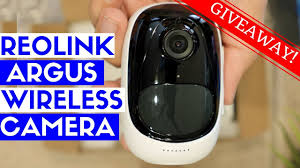 best home gadgets reolink argus review giveaway best wireless security camera for