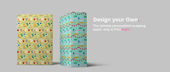 design your own wrapping paper design your own wrapping paper personalised wrapping paper