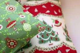 diy christmas pillowcases cottage