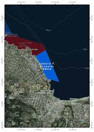 Map Of Cambria Ca Central California Marine Protected Areas