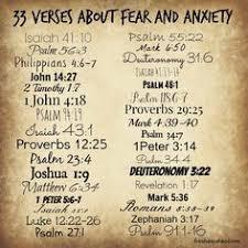fear rest heart bibical verses prayers