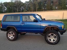 4x4 restored jeep cherokee sport 2 door manual trans off road