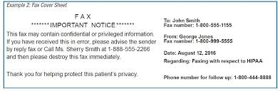 are you faxing your way to a hipaa violation