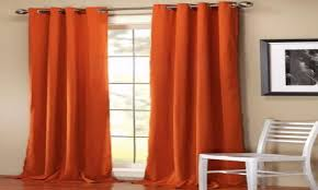 orange curtains for living room fionaandersenphotography com
