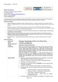 Contoh Resume Offshore Oracle Performance Tuning Resume Free Resume Example And Writing