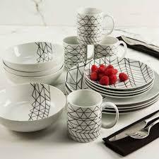 16 dinnerware sets for sale spidey black bzyoo zak designs