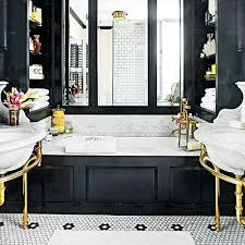Gold Bathroom Fixtures Gold Fixtures Pipes And Hardware Makes Everything More Glam