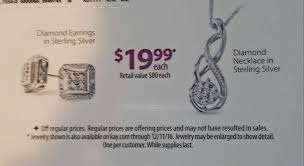kay jewelers black friday 2017 get ready it u0027s back score 19 99 diamond earrings and necklaces