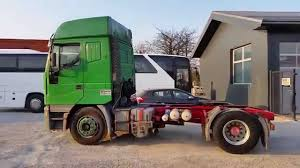truck iveco eurostar 440e47 tractor unit fiš trucks slovenia youtube
