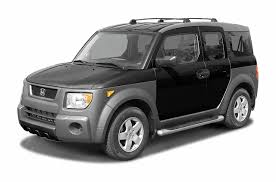 2005 honda element new car test drive