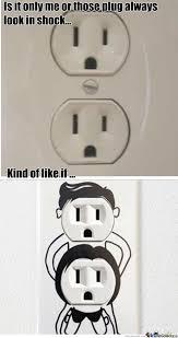 Shock Meme - electric shock by melyray meme center