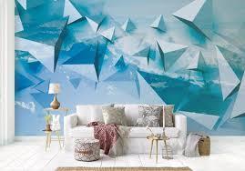 d orations chambre ciel 3d stéréoscopique papier peint photo papier peint 3d salon