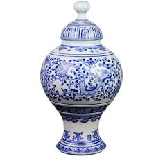 Ginger Jar Vase Compare Prices On Ginger Blue Online Shopping Buy Low Price