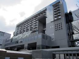 modern hotel granvia kyoto japan