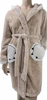 femme de chambre chaude robe de chambre chaude chouette douceur with robe de